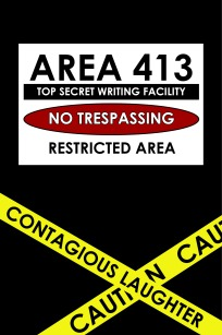 Area 413 front cover